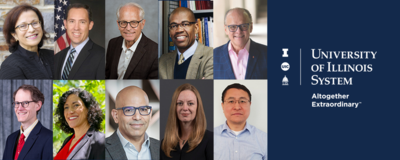 Headshot compilation of 10 new faculty