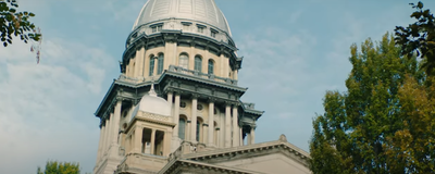 Illinois State Capitol building
