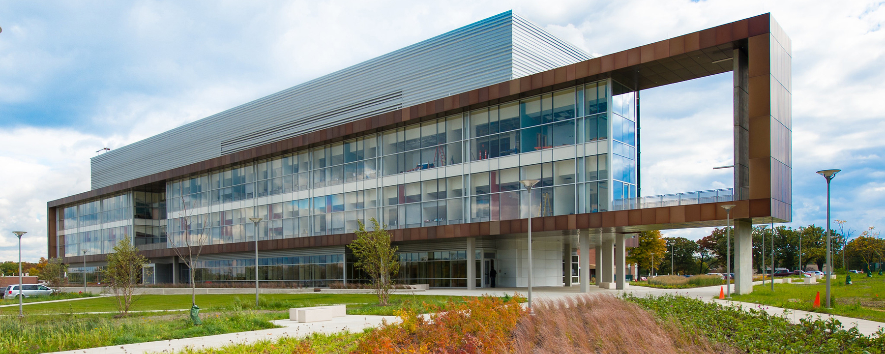 Argonne Energy Sciences Building